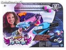 Nerf Rebelle. Ballesta Courage