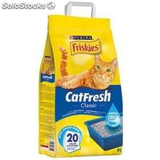 Nestle litiere catfresh 8L