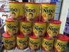 Nestle Nido Milk da Holanda (Red Cap)