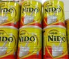 Nestle Nido Milk Powder 400gr,900gr,1800gr,2500 for sale