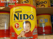Nestle Nido Milk Powder red cap also available Export