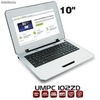 "Netbook 10"" /laptop/ pc computacion Imapx210 /1GHz 512m/4gb"