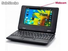 Netbook 4gb com Webcam Win ce / Android Internet Wi-Fi super oferta!