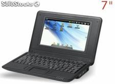 "Netbook 7""/umpc/laptop /notebook android2.2 Via vt8650 @800MHz 256m/ 4gb"