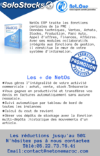 """NetOs"" Gestion Commercial"