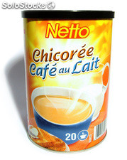 Netto cafe lait chicoree 400G