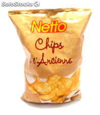 Netto chips ancienne 150G