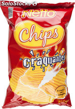 Netto chips craquante 150G