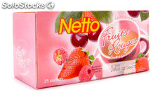 Netto infusion fruit rouge 35G