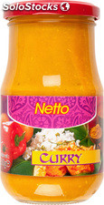 Netto sauce curry 350G