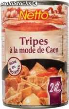 Netto tripes mode de caen 400G