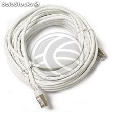 Network Cable FTP Category 6 Ethernet 10m white (RY38)