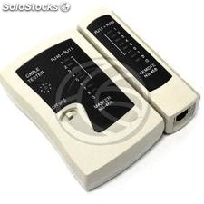 Network Cable Tester RJ45 RJ11 and RJ12 (CT06-0003)