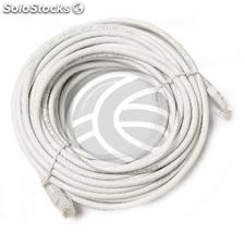 Network Cable UTP Category 6 Ethernet 20m white (RY30)