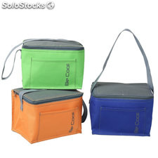 Nevera 6 latas Basic 3 colores