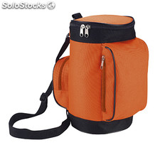Nevera Caddy naranja