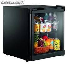 Nevera Mini Bar con puerta de cristal