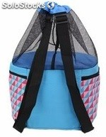 Nevera Mochila Red Triangle - color azul