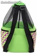 Nevera Mochila Red Triangle - color verde