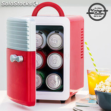 Nevera Vintage Cooler 5 L