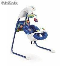 New Born, Bebe, Baby, Kind Fisher Price Ozean Wonders Cradle 'n Swing-