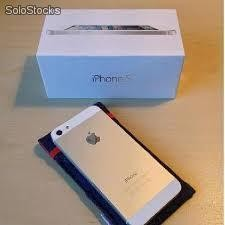 New Factory Unlocked Apple iphone 5 64gb silver Safe delivery