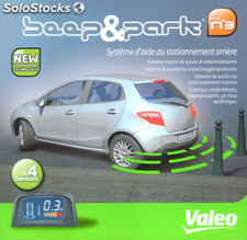 New parking sensor Valeo display kit nº 3 , can bus .