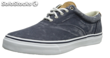 New stock Sperry brand classical style man boat shoes MOQ 2000 pairs