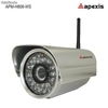 New Type of Outdoor Security Monitoring Camera with Auto ir-led Illumination for