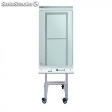 "Newstar - NS-SKM100WHITE 42"""" Portable flat panel floor stand Blanco soporte de"