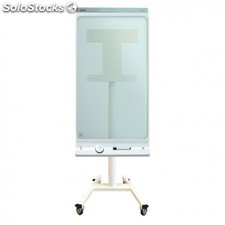 "Newstar - NS-SKM300WHITE 42"""" Portable flat panel floor stand Blanco soporte de"