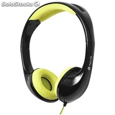 NGS Auriculares+ Micro stereo Speedy10mW-32 OHM