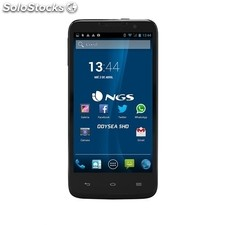 Ngs Odysea 5 hd - Smartphone 5´ ips - 720X1280 - Quad Core Cotex A7 1,2GHZ -