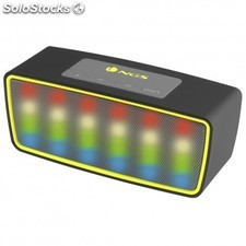 NGS - Roller Glow 3W Negro, Amarillo