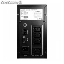Ngs sai fortress 1500 off line 720w 3 x shucko