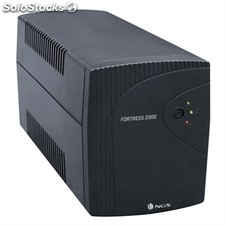 Ngs sai Fortress 2000 Off Line 900W 3 x shucko
