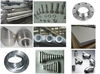 nickel alloy steel flange round bar wire rod fasteners tube pipe fittings