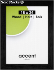 Nielsen Accent Magic 18x24 Wooden black Frame 9734004