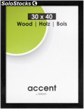 Nielsen Accent Magic 30x40 Wooden black Frame 9730004