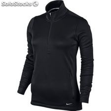 Nike Damas Therman Half-Zip