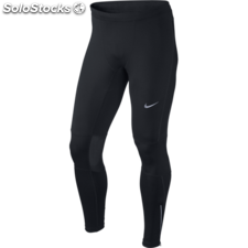 Nike df essential tight black/black/black/reflective s unisex s