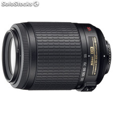 Nikon af-s dx vr Nikkor Zoom 55-200mm f / 4-5.6 g if-ed Lente