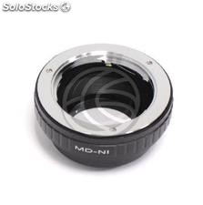 Nikon Mount Adapter for Minolta MD (JA15)