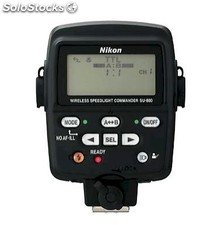 Nikon SU800, Wireless Speedlight Commander
