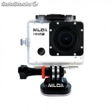 "Nilox - Mini Wi-Fi 10MP Full HD 1/2.7"""" CMOS Wifi 73g cámara para deporte de"