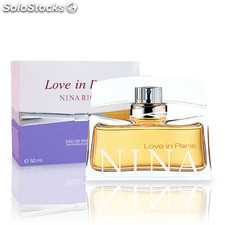 Nina Ricci - love in paris edp vapo 50 ml
