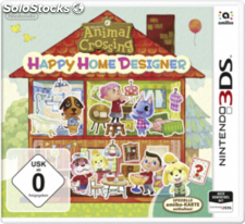 Nintendo 3DS Animal Crossing: Happy Home Designer