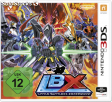 Nintendo 3DS Little Battlers Experience