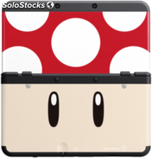 Nintendo New 3DS cubierta 007 Superpilz