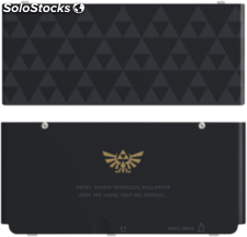 Nintendo New 3DS cubierta 024 Zelda Triforce